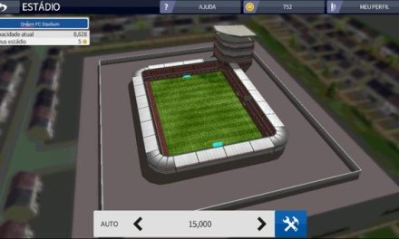 Como montar seu estádio personalizado no Dream League Soccer 20