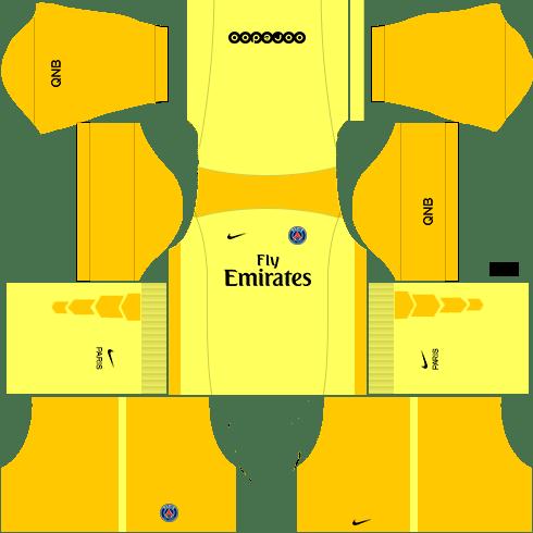 paris-saint-germain-dls-16-uniforme-goleiro-fora-de-casa