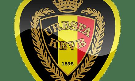 Kit Bélgica Copa 2018 Novo Uniforme para DLS 20 – Dream League Soccer