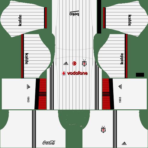 kit-besiktas-dls16-unforme-casa