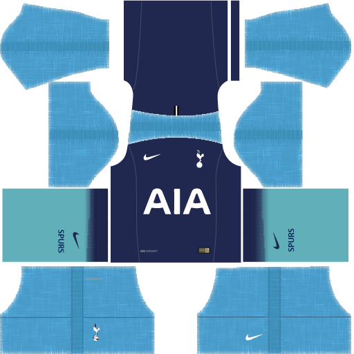Kit-Tottenham-dls-18-away---uniforme-fora-de-casa-18-19