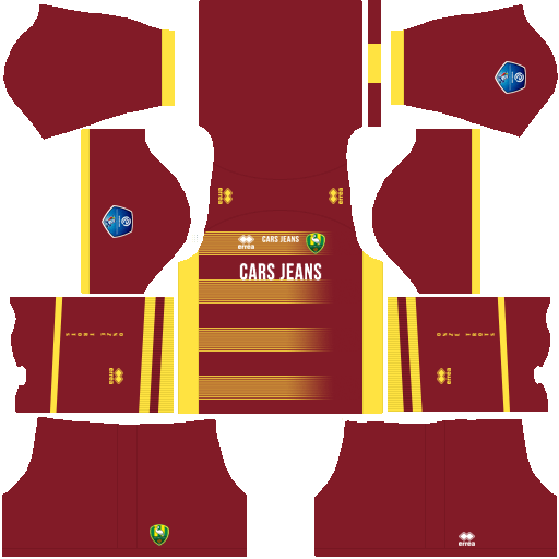 Kit ado den haag dls away uniforme fora de casa 18-19