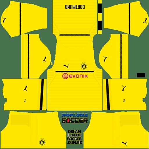 Kit-borussia-dortmund-dls-Third-terceiro-uniforme-18-19