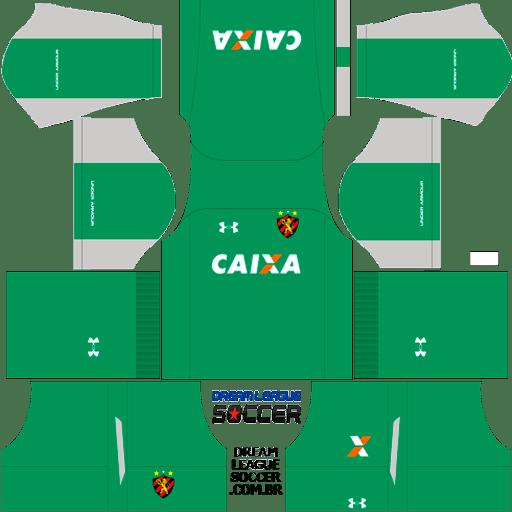 Kit-sport-dls-home-Gk-uniforme-goleiro-casa-18-19