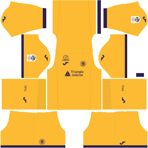 Kit-toulouse-dls-home-Gk-uniforme-goleiro-casa-18-19
