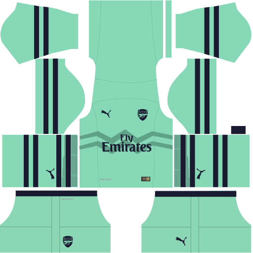 kit-Arsenal-dls-third---terceiro-uniforme-18-19