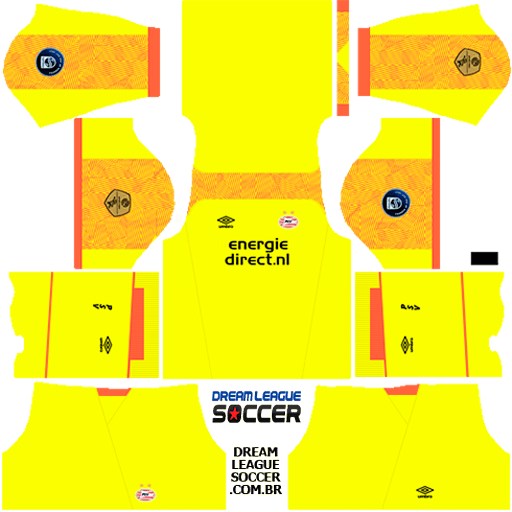 kit-PSV-dls-home-Gk-uniforme-goleiro-casa-18-19