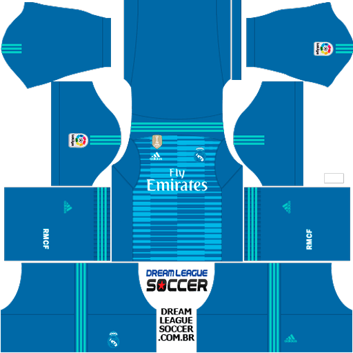 kit-Real-Madrid-dls-away-Gk--uniforme-goleiro-fora-de-casa-18-19