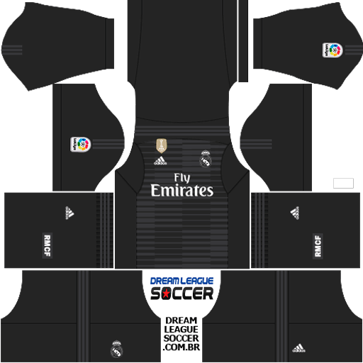 kit-Real-Madrid-dls-home-Gk--uniforme-goleiro-casa-18-19