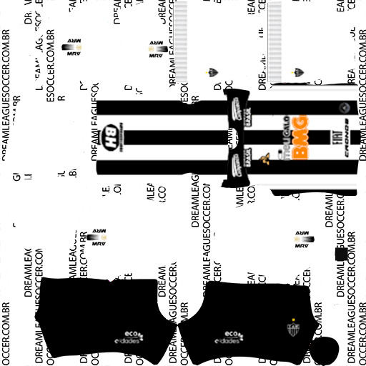 Kit Atletico Mineiro 19 20 Dream League Soccer Kits Url 512 512 Dls20