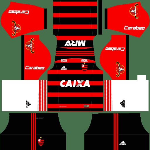kit-flamengo-dls18-home-uniforme-casa-18-19
