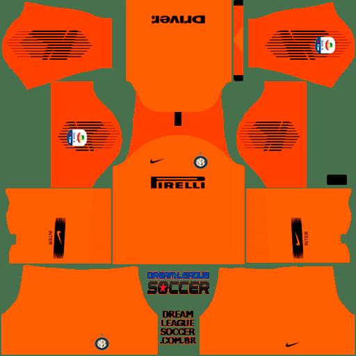 kit-inter-de-milão-Internazionale-Milano-dls-third-Gk-terceiro-uniforme-goleiro-18-19