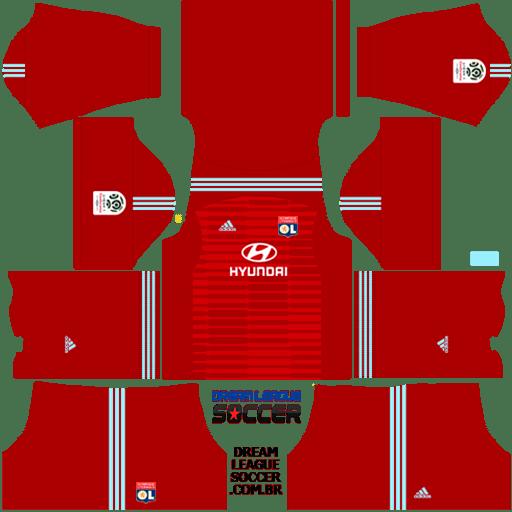 kit-lyon-dls-away-Gk-uniforme-goleiro-fora-de-casa-18-19