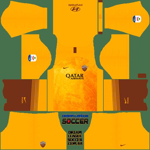 kit-roma-dls-third-terceiro-uniforme-18-19