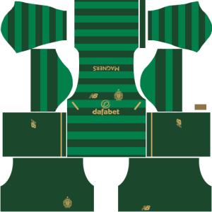 Celtic FC Away Kit DLS 2018