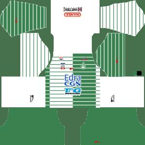 Melaka United Kits Home DLS 2018