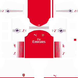 Arsenal Home Kit DLS 2018