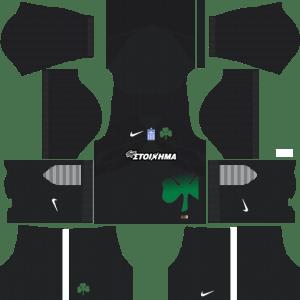 Panathinaikos F.C. Away Kits DLS 2018