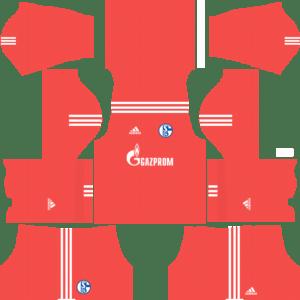 Schalke 04 Goalkeeper Away Kits DLS 2018