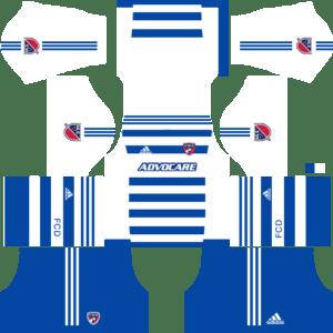 FC Dallas Away Kits DLS 2018