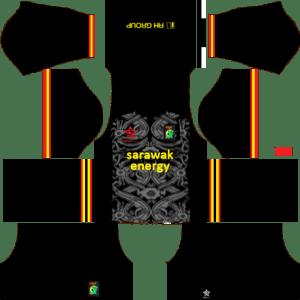 Sarawak Kits Away DLS 2018