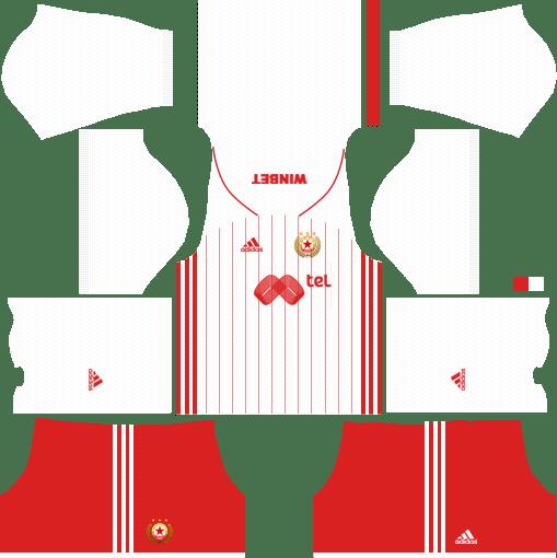 CSKA Sofia Away Kits DLS 2018
