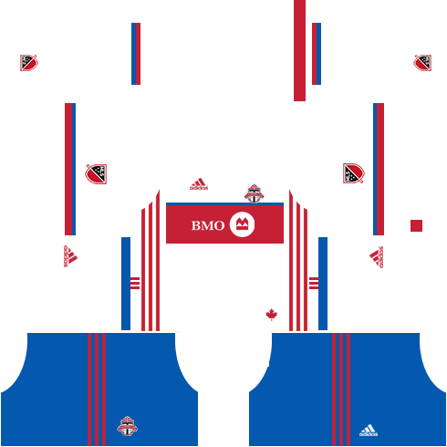 Toronto FC Away Kits DLS 2018