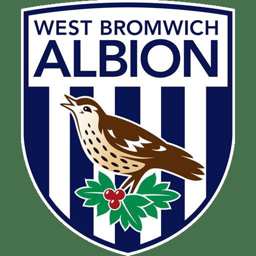 West Bromwich Albion F.C. Logo DLS 2018