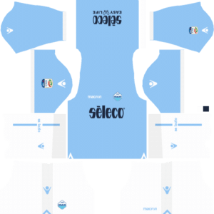 S.S. Lazio Home Kits DLS 2018