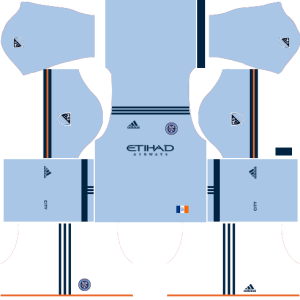 New York City FC Home Kits DLS 2018