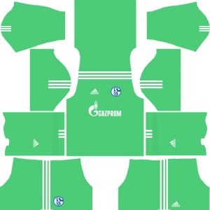 Schalke 04 Goalkeeper Home Kits DLS 2018