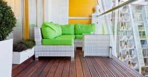 Balcony ideas for your Myrtle Beach condo