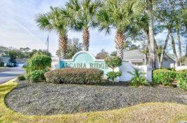 Arcadia Ridge Homes for Sale - Myrtle Beach Real Estate