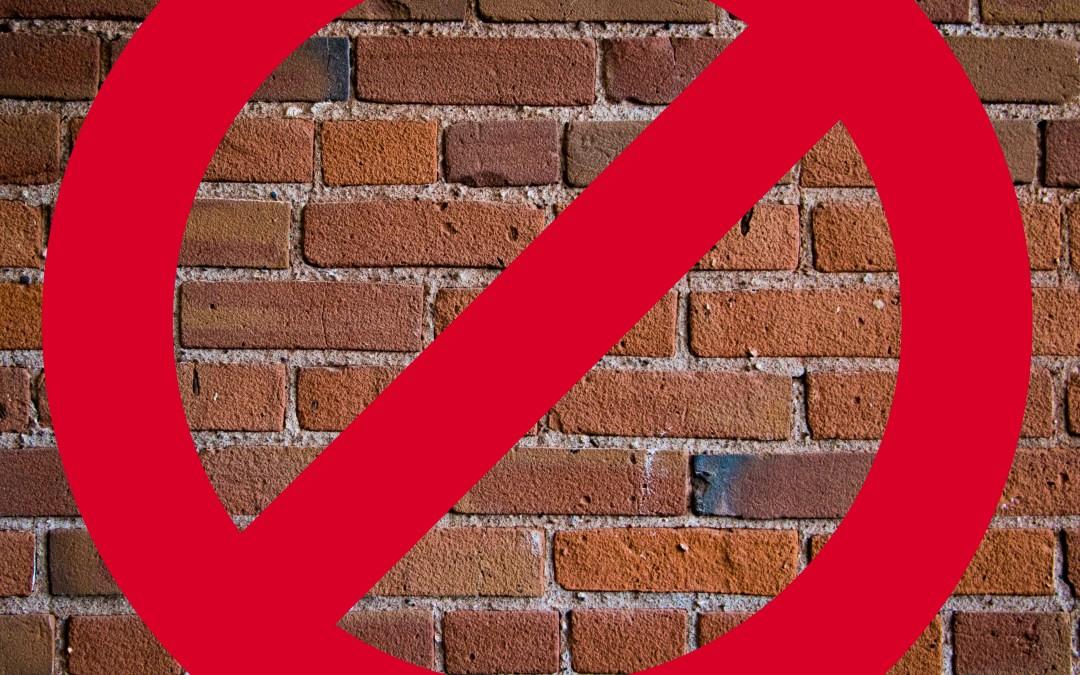 HEADSHOT TIP OF THE WEEK: leave the bricks to Pink Floyd