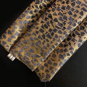 Masque en Coton – Imprimé Doré