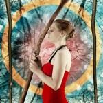 Four of Wands - Dream Logic Tarot - Minor Arcana