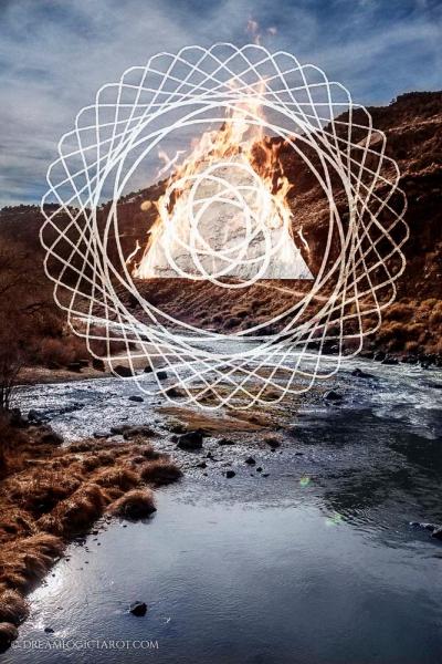 Transcendence - Tarot Card 20
