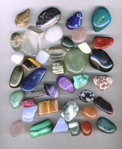 Crystals, Rocks, Gems
