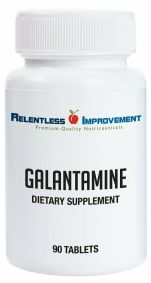 Relentless Improvement Galantamine 90 tabs