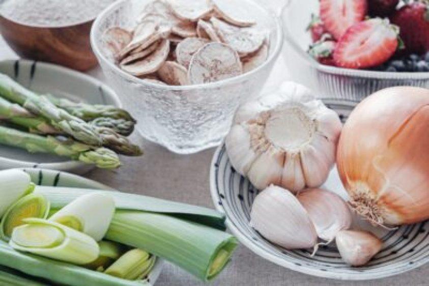 Prebiotics for gut health and better sleep