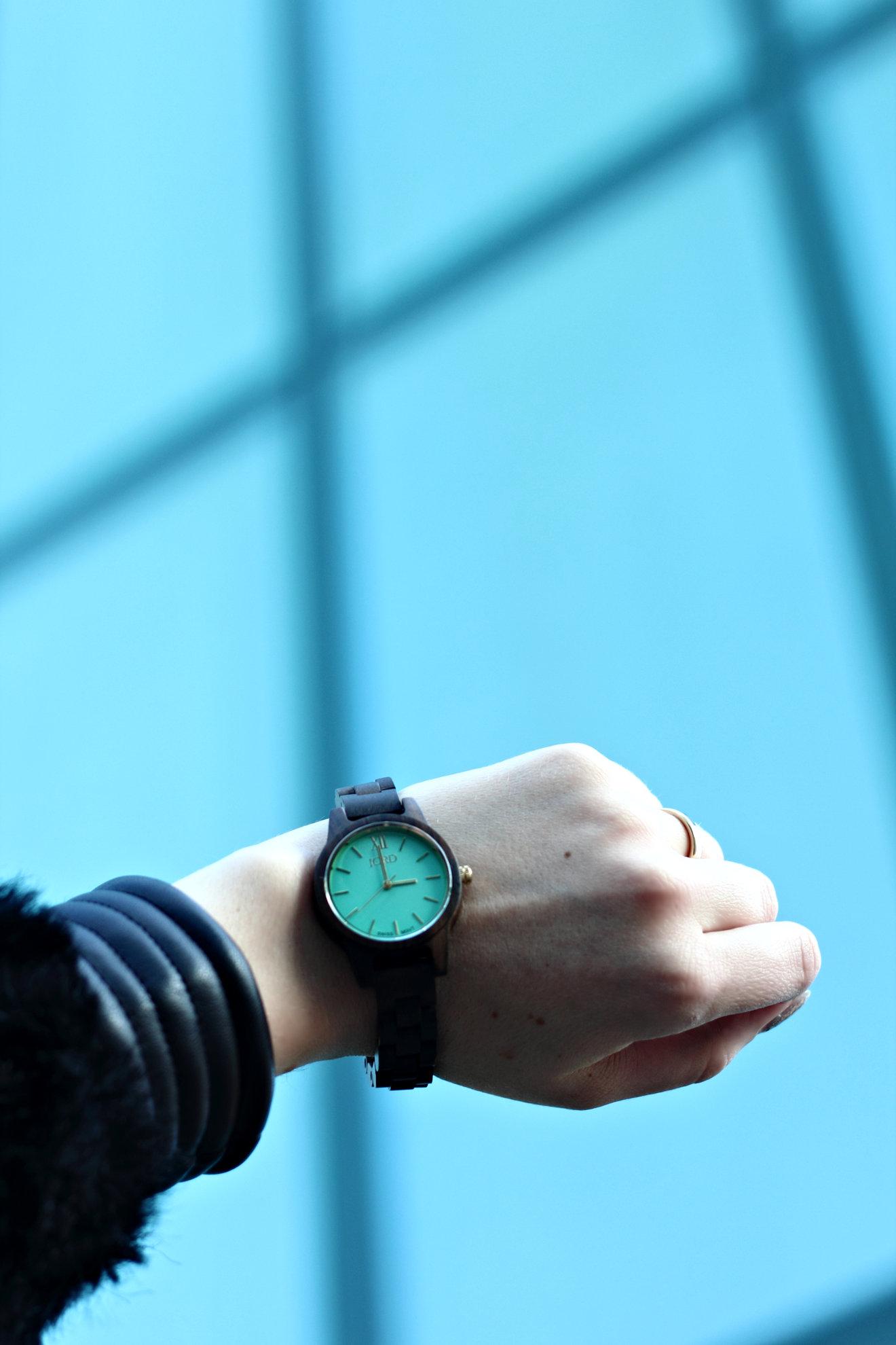 JORD Frankie 35 Watch
