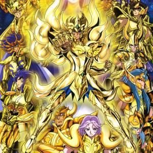 [PO] Saint Seiya