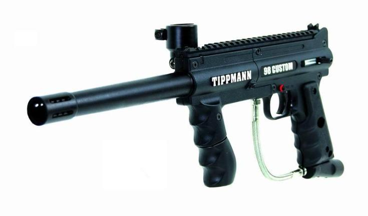 Tippmann 98 Custom Platinum Series Paintball Gun Review