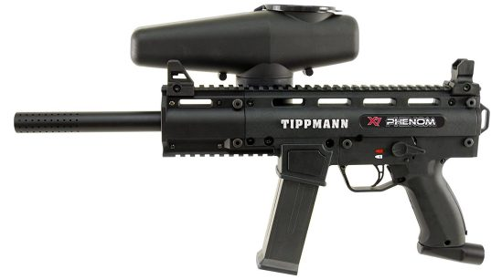 Tippmann X7 Phenom Electro Paintball Marker Review