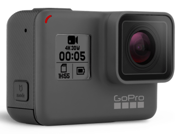 GoPro Hero 5 Black Paintball Action CameraReview