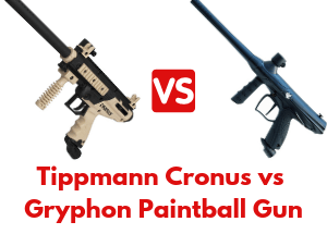 Tippmann Cronus vs Gryphon Paintball Gun