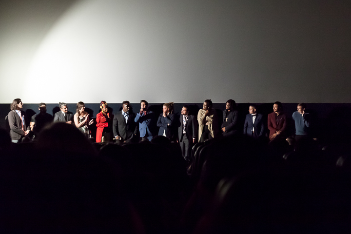 The cast and crew of GRIND and On the Cusp