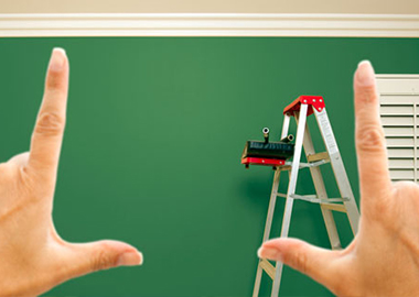 Residential Wallpapering in Canberra, Australia