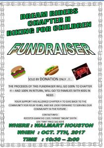 Chapter H Fundraiser