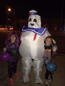 Boo Bash in Houston MS